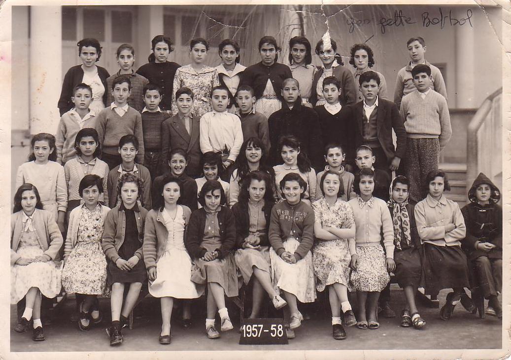 photo de classe sefrou.JPG